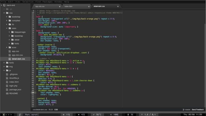 Belajar HTML Memilih Text Editor