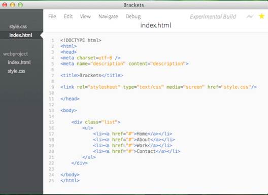 Modules (188) - Brackets API