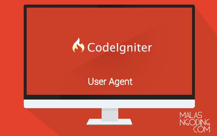 Cara Mendapatkan Data User Dengan CodeIgniter