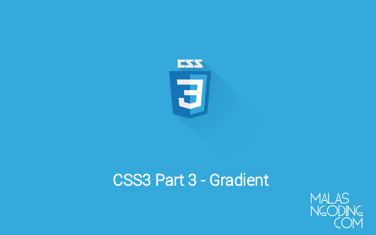 membuat warna gradient css3