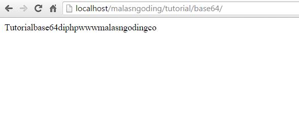 pengertian dan cara membuat base64 di php