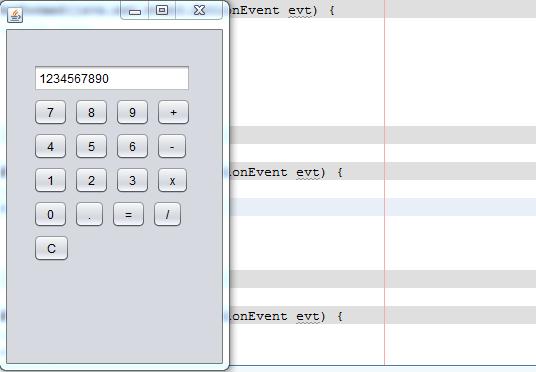 Membuat Kalkulator Menggunakan Java