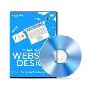 7 Hari Jago WEB Design HTML, CSS Dan Javascript Untuk Pemula