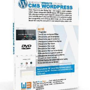 Tutorial Wordpress Membuat Website Profesional Dengan CMS Wordpress