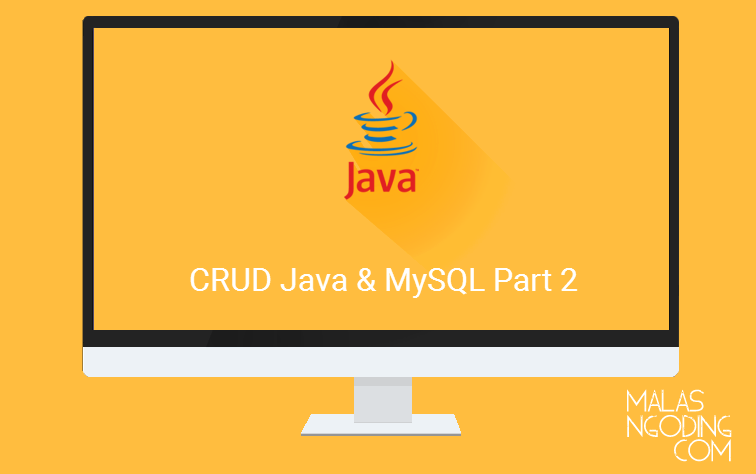 input data ke database dengan java dan mysql