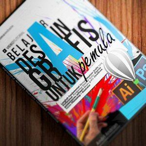 DVD Tutorial Belajar Desain Grafis Pemula