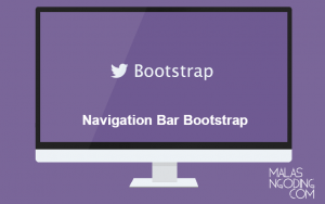 Membuat Navigation Bar Bootstrap