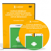 DVD Tutorial Android Studio PHP MySQL