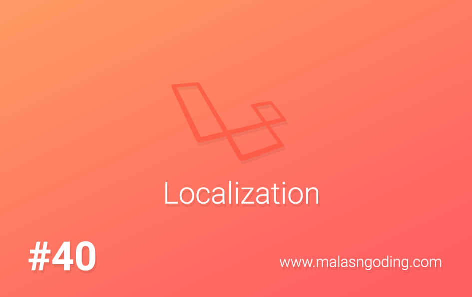 laravel localization
