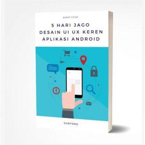 Ebook Android Studio Jago Desain