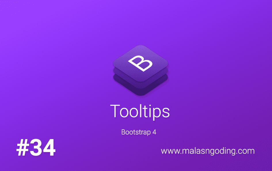 tooltips bootstrap 4